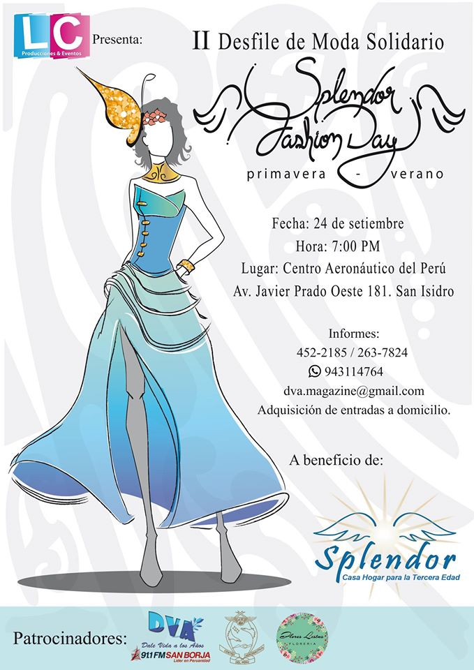 II Splendor Fashion Day